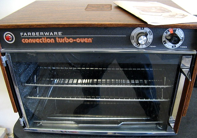 Convection Countertop Oven Farberware : ... about Farberware Convection Turbo Oven 460 Commercial Toaster Oven